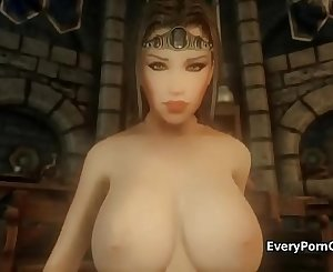 Female Character Riding Your Dick