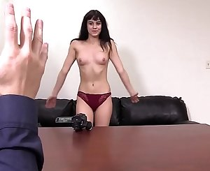 aria18 years model beautiful the best casting anal beauty raw juicy pussy