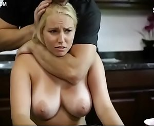 Vanessa Cage in Forced by Daddy