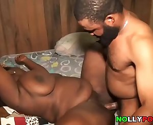 I Fucked My Stepmother Cos She Slept Naked Pretending - NOLLYPORN