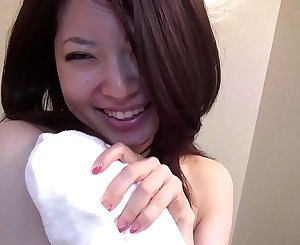Asian Teen Babe Eats Cock Instead of Her Favourite Food Today