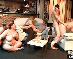 Hot BBW gives head and gets boned from behind